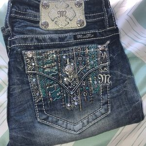 Adorable Miss Me Jeans